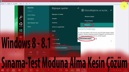 windows-8-8-1-sinama-test-moduna-alma-kesin-cozum