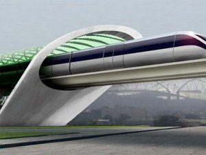 Hyperloop Teknolojisi