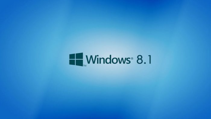windows 8.1 cpu işlemci
