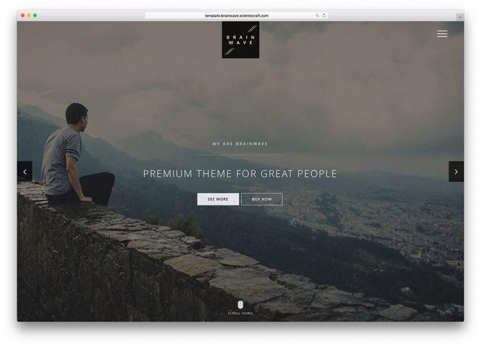 brainwave-clean-premium-html-website-template