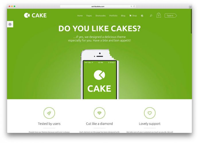 cake-clean-landing-page-html5-website-template