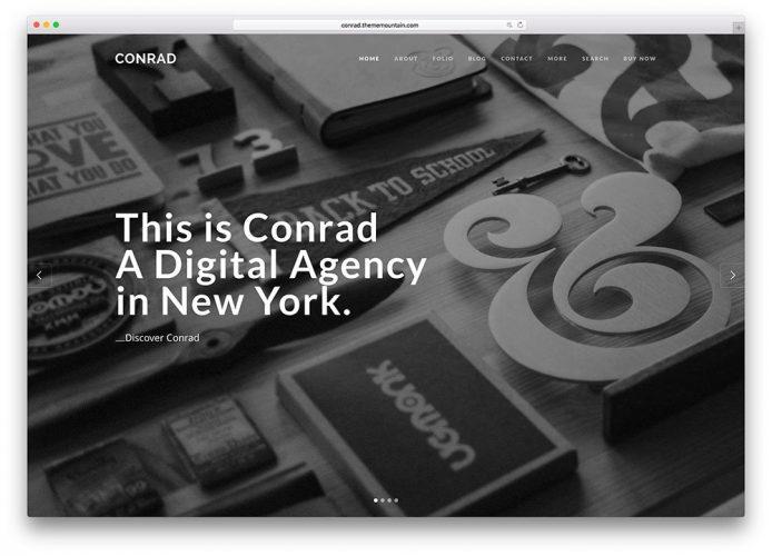 conrad-clean-fullscreen-html-website-template