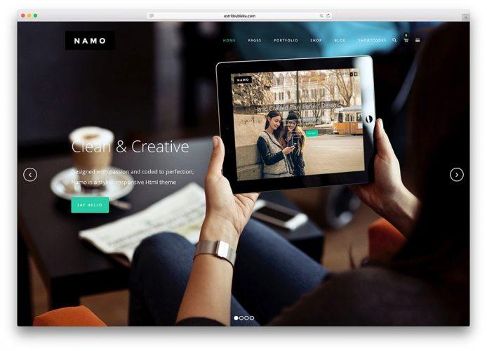 namo-clean-fullscreen-html5-website-template
