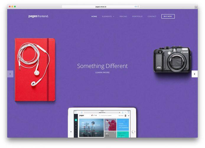 pages-creative-fullscreen-wordpress-theme