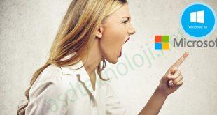 Üç Kağıtçı Windows 10'a Bak Bizden Habersiz Ne Yapıyor !